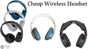 cheap wireless headset
