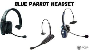 Blue Parrot Headset