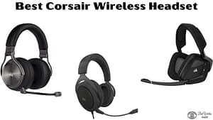 corsair wireless headset