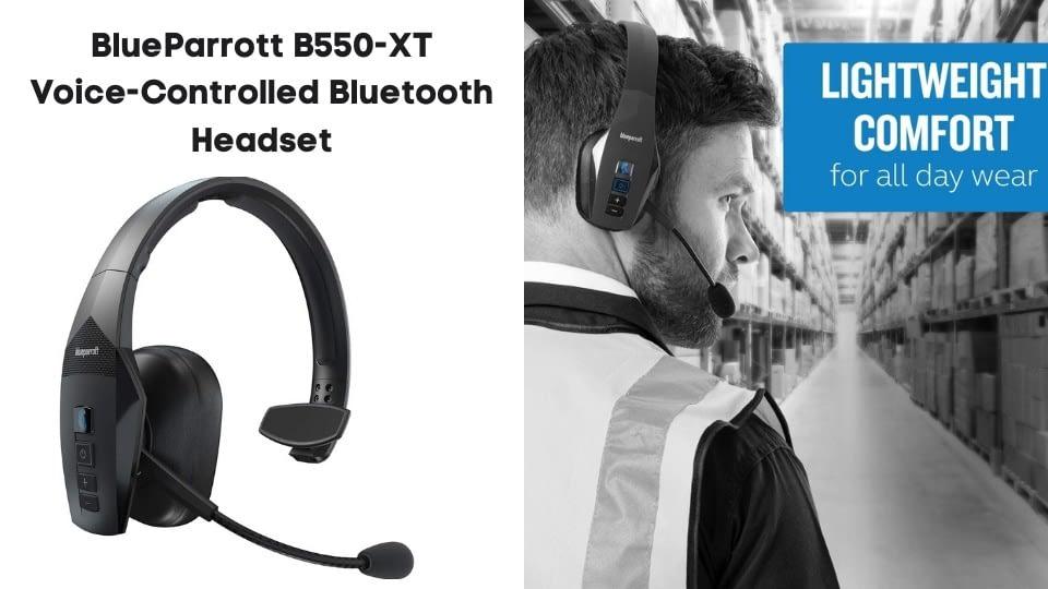 Blue Parrott B550